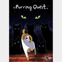 The Purring Quest (Instant delivery)