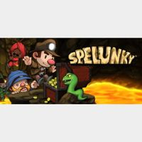 Spelunky (Instant delivery)