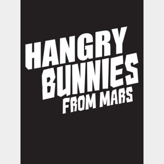 Hangry Bunnies From Mars VR (Instant delivery)