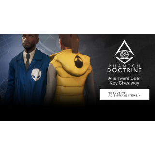 Phantom Doctrine Exclusive Alienware Vintage Jacket DLC Key