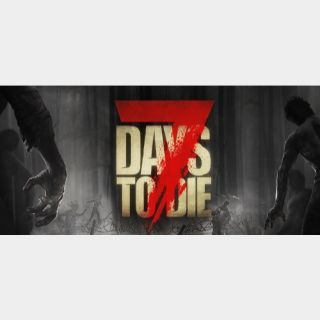 7 Days to Die (Instant delivery)