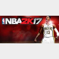 NBA 2k17 (EU Steam - Instant delivery)