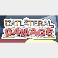 Catlateral Damage (Instant delivery)