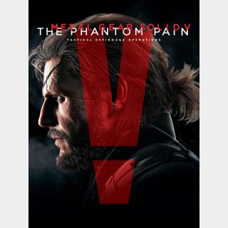 Metal Gear Solid V: The Phantom Pain (Instant delivery)
