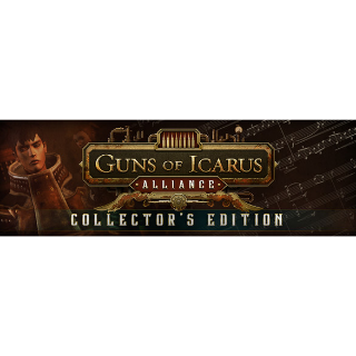 Guns of Icarus Online:  Collector's Edition