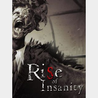 Rise of Insanity (Instant delivery)