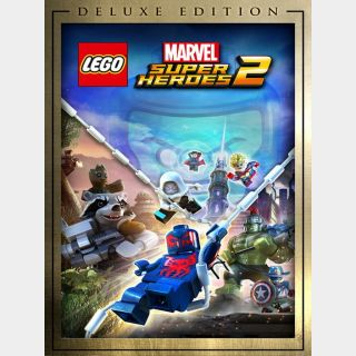 LEGO Marvel Super Heroes 2 - Deluxe Edition (Instant delivery)