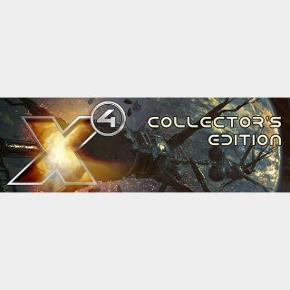 X4: Foundations Collector's Edition (Instant delivery)