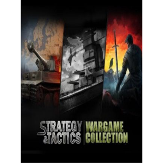 Strategy & Tactics: Wargame Collection + 2 DLC's