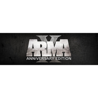 ARMA X: ANNIVERSARY EDITION (Steam - Instant delivery)