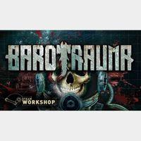 Barotrauma (Instant delivery)