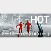 SUPERHOT (Instant delivery)
