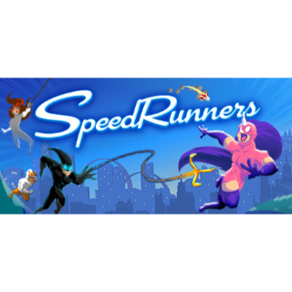 SpeedRunners (PC Steam - Instant delivery)
