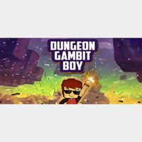 Dungeon Gambit Boy (Instant delivery)