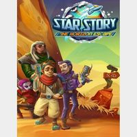 Star Story: The Horizon Escape (Instant delivery)
