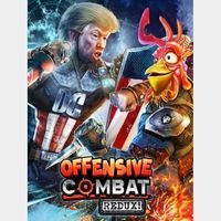 Offensive Combat: Redux! (Instant delivery)