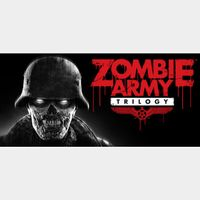 Zombie Army Trilogy (Instant delivery)