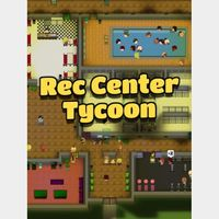 Rec Center Tycoon (Instant delivery)