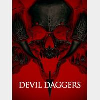 Devil Daggers (Instant delivery)