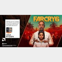 Far Cry 6 (AMD Rewards Voucher) - Instant delivery