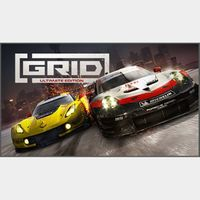 GRID Ultimate Edition (2019 - Race Driver)