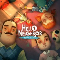 Hello Neighbor + Hello Neighbor: Hide and Seek (Instant delivery)