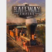 Railway Empire (Instant delivery)