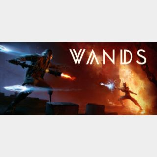 Wands (VR Virtual Reality - Instant delivery)