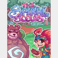 The Spiral Scouts (Instant delivery)
