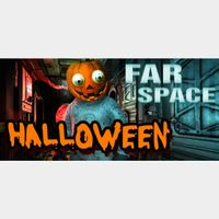 Far Space Halloween edition VR (Instant delivery)