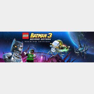 LEGO Batman 3: Beyond Gotham Premium Edition (Instant delivery)