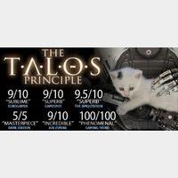 The Talos Principle (Instant delivery)
