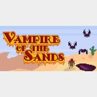 Vampire of the Sands (Instant delivery)