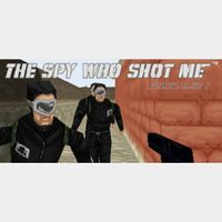 The spy who shot me (Instant delivery)