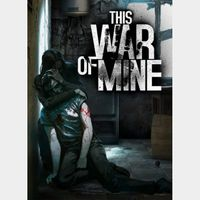 This War of Mine (Instant delivery)
