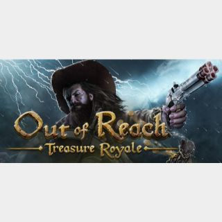 Out of Reach: Treasure Royale (instant delivery)