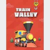 Train Valley (Instant delivery)