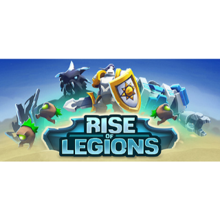 Rise of Legions: Gold Pack (PC Steam - Instant delivery)