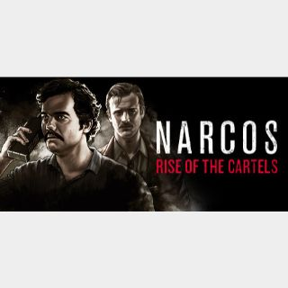 Narcos: Rise of the Cartels (Instant delivery)