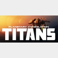 Planetary Annihilation: TITANS (Steam - Instant delivery)