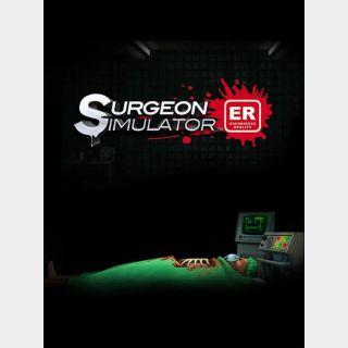 Surgeon Simulator: Experience Reality VR