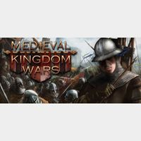 Medieval Kingdom Wars (PC Steam - Instant delivery)