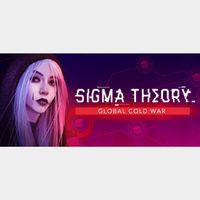 Sigma Theory: Global Cold War (Instant delivery)