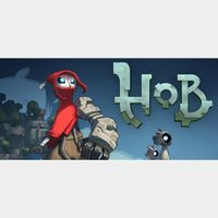Hob (Steam - Instant delivery)