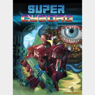 Super Cyborg (Instant delivery)