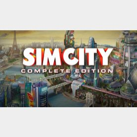 SimCity Complete Edition (Instant delivery)