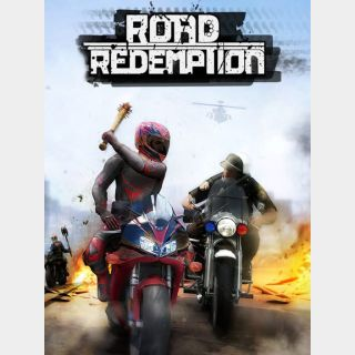 Road Redemption (Instant delivery)