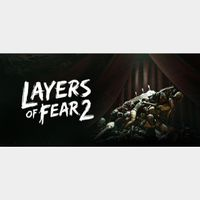 Layers of Fear 2 (Instant delivery)
