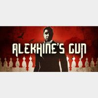 Alekhine's Gun (Instant delivery)