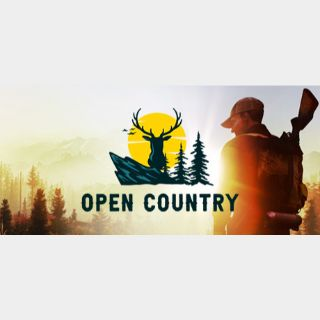 Open Country (Instant delivery)